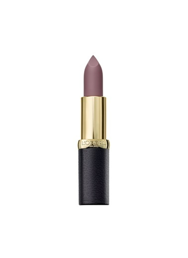 L'Oréal Paris Color Riche Matte Addiction Ruj 908 Storm - Gri/Lila Lila